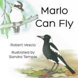Marlo Can Fly cover