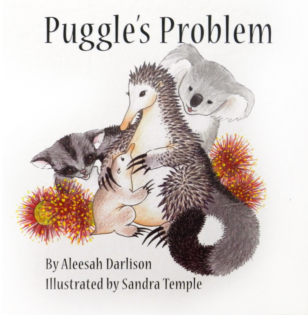 Puggles Problem Cover