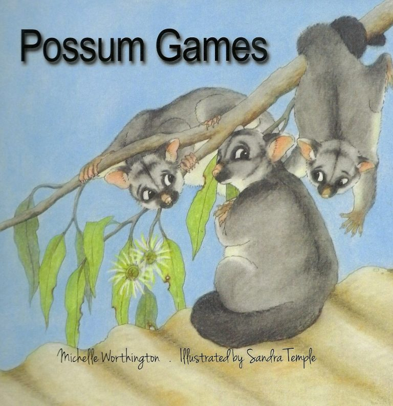 Possum Games cover