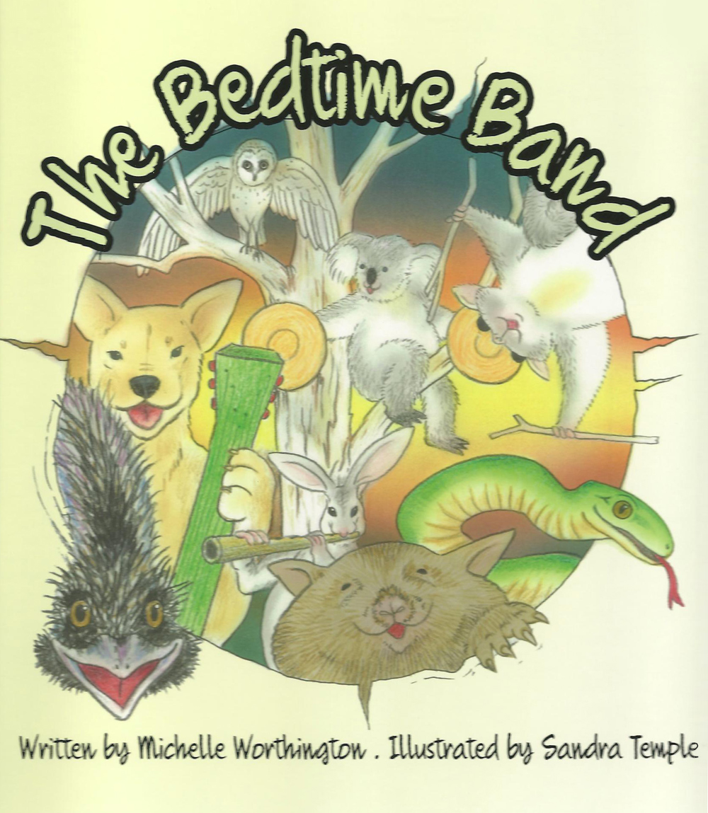The Bedtime Band cover